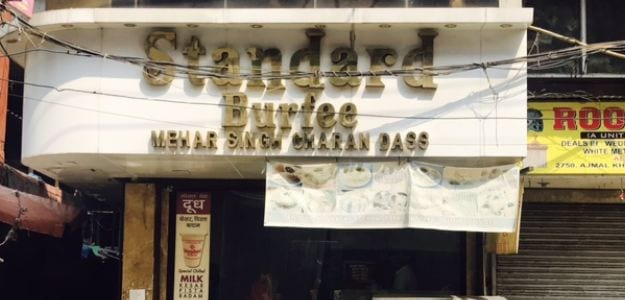 Standard Burfee: The Best Place in Karol Bagh for Pure Desi Ghee Sweets