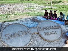Sand Artist Sudarsan Pattnaik Falls Ill During Hunger Strike, Hospitalised