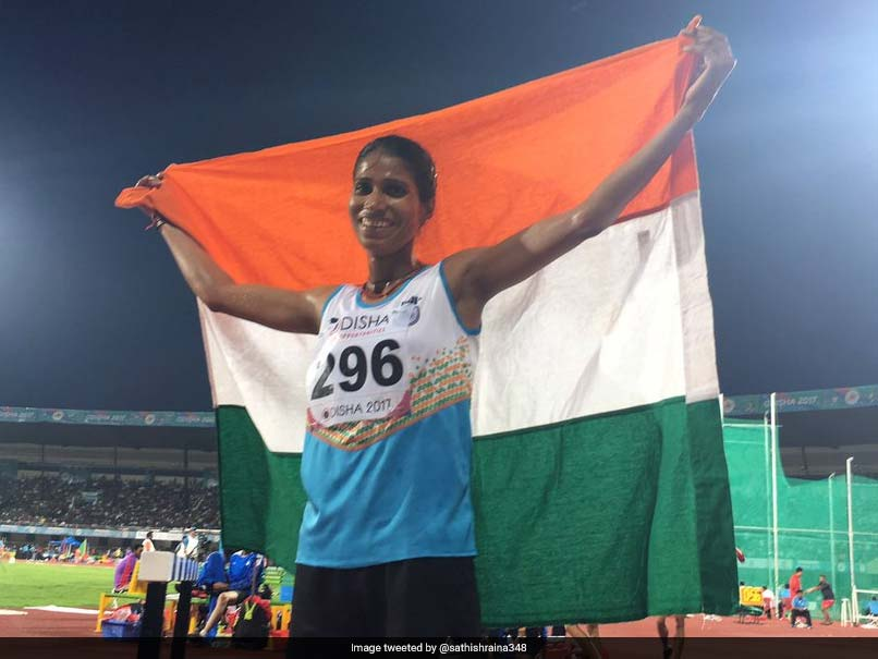 Asian Athletics Championships: Sudha Singh Wins Gold In 3000m Steeplechase