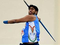 World Para Athletics Championships: Sundar Singh Gurjar Wins Gold In Javelin