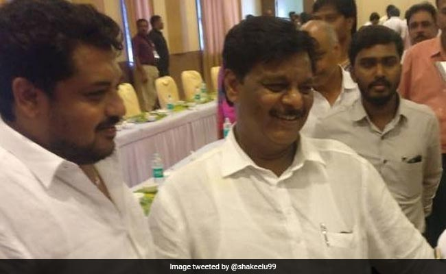 Karnataka Minister's Son, Accused Of Corruption, Gets Vigilance Post