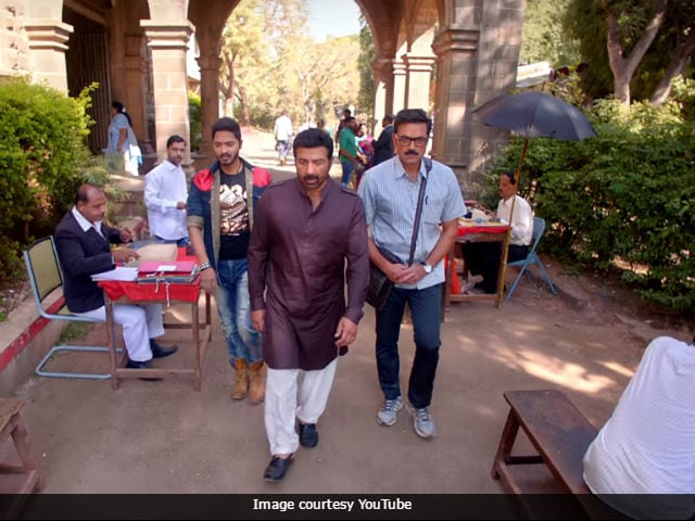 Poster Boys Trailer: Sunny And Bobby Deol Find Themselves Accidentally Infamous