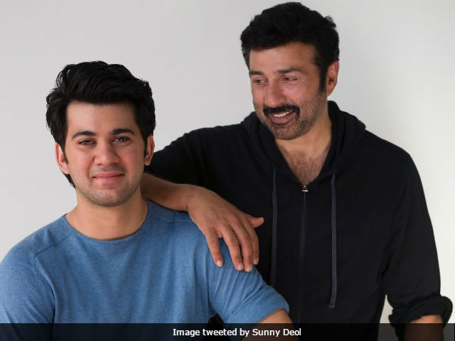 Sunny Deol Clears Up Some Stuff About Son Karan's Debut