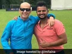 Vying To Make India Comeback, Suresh Raina Catches Up With Gary Kirsten In Netherlands