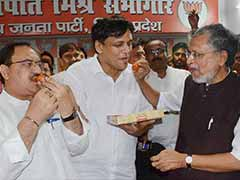 Sushil Modi, In The Spotlight, Announces <i>Achhe Din</i> In Bihar