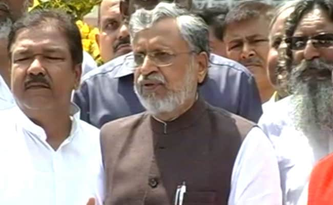 Bihar Government May Give Tablets To Skilled Youths: Sushil Modi