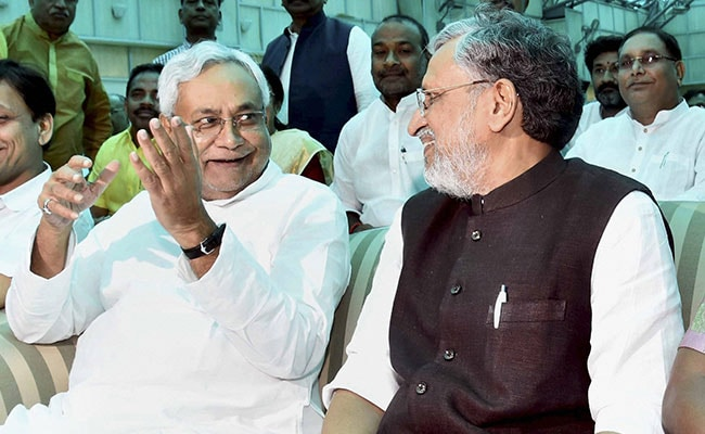Sushil Modi, In The Spotlight, Announces Achhe Din In Bihar