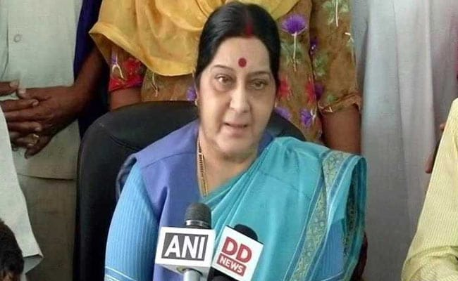 Sushma Swaraj Offers Medical Visa To Pakistani Baby Suffering Cardiac Ailment