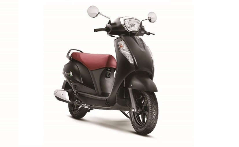 The Suzuki Access 125 has been introduced in a alloy wheel, drum brake variant