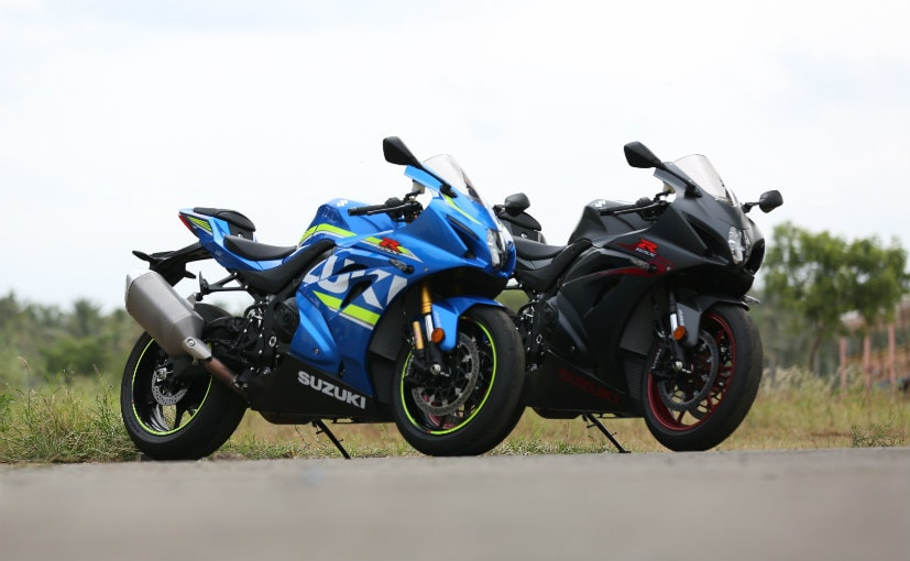 suzuki gsx r1000 gsx r1000r first ride