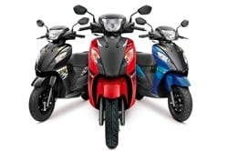 Suzuki Let's Scooter With Dual Tone Colours Launched; Priced At Rs. 48,193