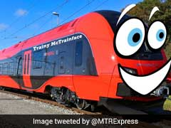 Sweden's Poll To Name New Train Has A Clear Winner: Trainy McTrainface