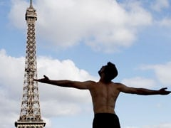 From Palmyra To Paris: How A Syrian Man Is Dancing His Way To A New Life