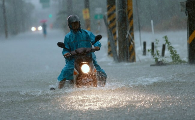 China Evacuates Over 3,000 People As Typhoon Nesat Approaches