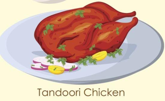 tandoori chicken istock