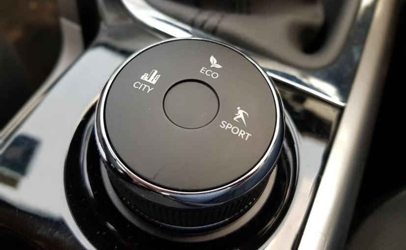 tata nexon driving modes
