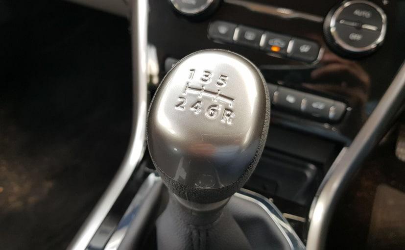 tata nexon gearbox