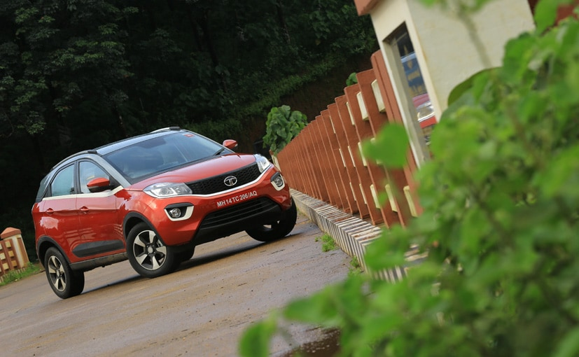 Tata Nexon is the fourth model to be built on the company's Impact design philosophy