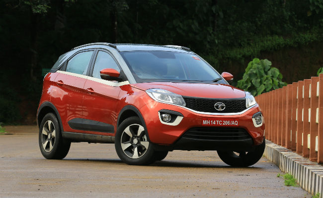 Tata Nexon Subcompact Suv Booking Details Announced Launch Later