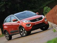 Tata Nexon Subcompact SUV Launched In India; Prices Start At Rs. 5.85 Lakh
