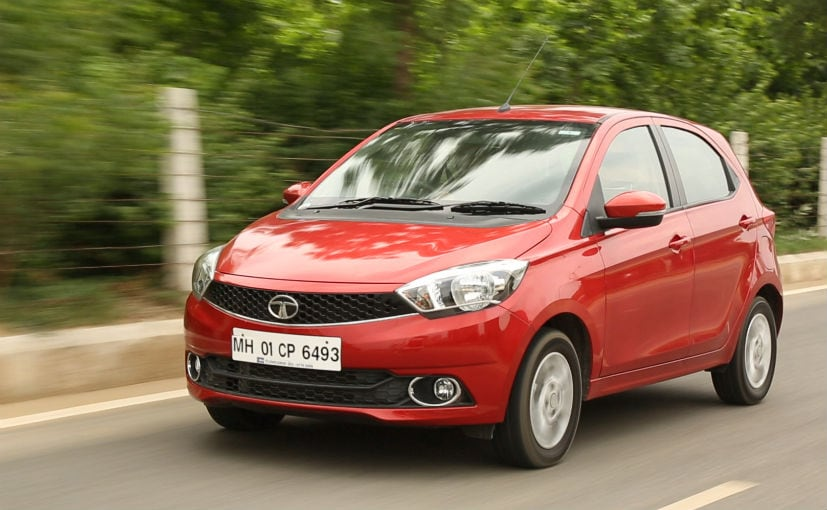 tata tiago amt front tracking