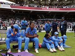 ICC Women's World Cup Final: Mithali Raj Admits To Wilting Under Pressure, But Proud Of The Team