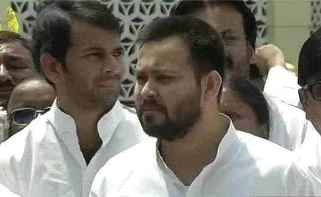 नीतीश ने RSS के सामने घुटने टेके, गुप्त मतदान होता तो हार जाते: तेजस्वी यादव
