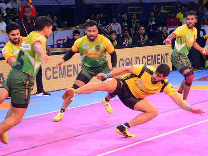 Pro Kabaddi League 2017: When And Where To Watch Telugu Titans vs Bengaluru Bulls, Live Coverage on TV, Live Streaming Online