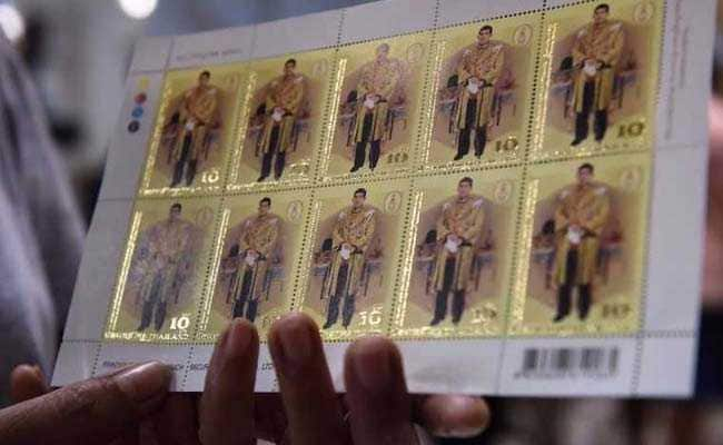 Thailand Marks New King's Birthday With Monks, Stamps