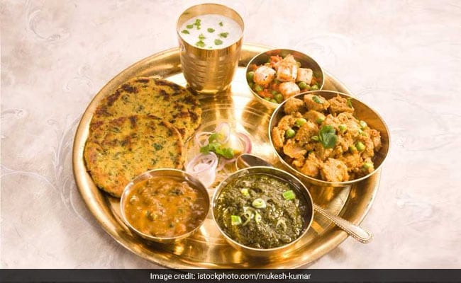 Count Your Calories Heres How Your Average Indian Lunch Thali