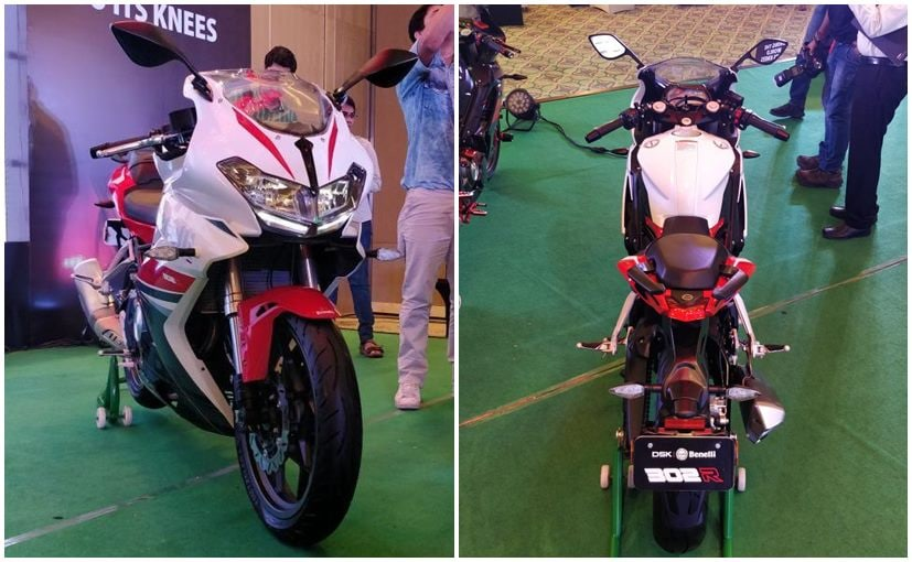 Benelli 302R launched for Rs. 3.48 lakh