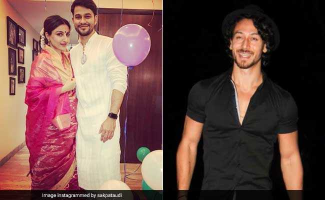 टाइगर श्रॉफ बोले, सोहा अली खान ने साड़ी पहन कर कुछ गलत नहीं किया...'