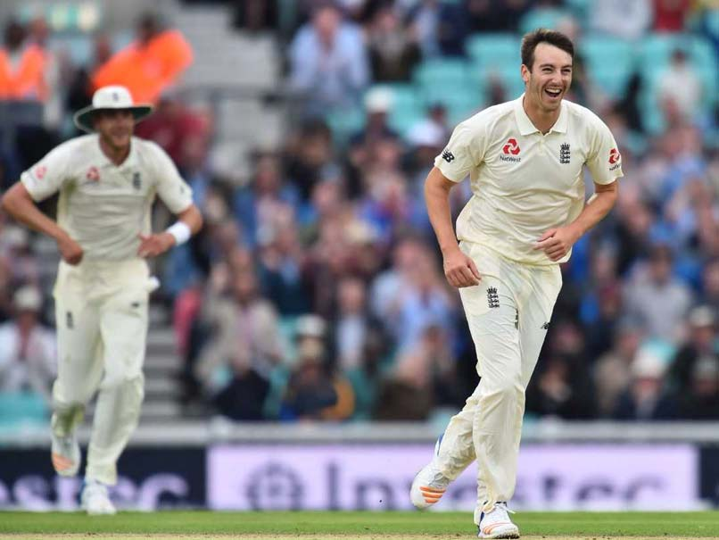 3rd Test: Englands Roland-Jones Rips Through South Africa On Day 2