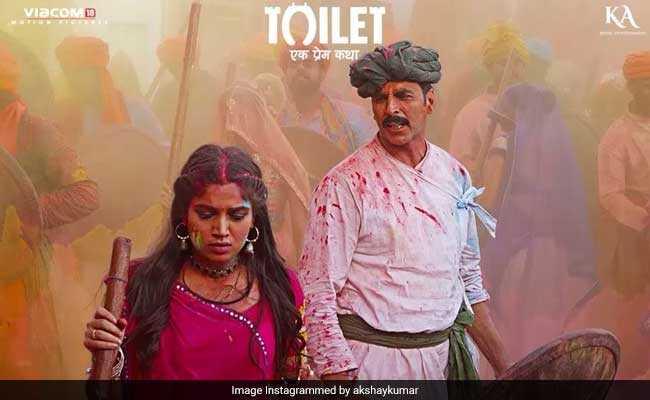 'गोरी तू लट्ठ मार' होली की मस्ती और रंगों में भी दुखी नजर आ रहे हैं अक्षय कुमार