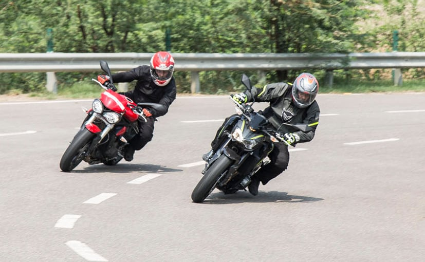 Triumph Street Triple S Vs Kawasaki Z900: Comparison Review