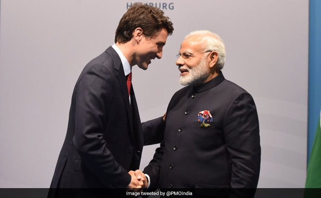 G20 Summit: Prime Minister Modi Holds Bilaterals With Justin Trudeau, Shinzo Abe