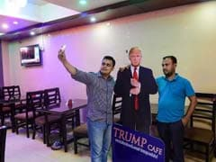 Trump Cafe Lures Bangladeshis Keen For Pictures, Not Politics
