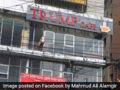 Bangladeshi Entrepreneur Opens Cafe Named After Donald Trump In Dhaka