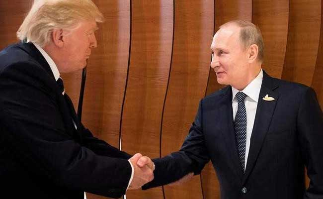 Much Ado About A Handshake: The Vladimir Putin- Donald Trump Encounter