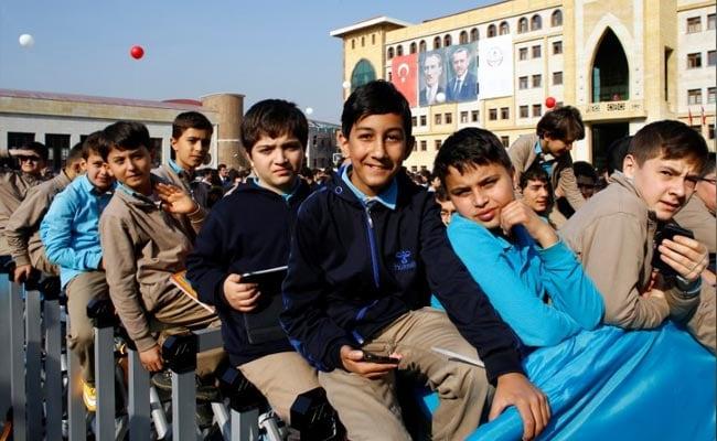 turkey students reuters