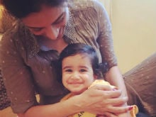 Nothing To See Here. Just Tabu With Tusshar Kapoor's Son Laksshya