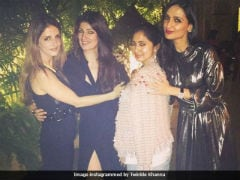 Twinkle Khanna Celebrates Sister Rinke's Birthday With Her Besties
