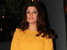 Twinkle Khanna Was 'Choking At 30,000 Feet,' Lived To Tell The Tale On Twitter