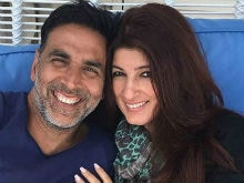 The Joke Was On Twinkle Khanna This Time. Cracked By Husband Akshay Kumar