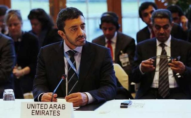 UAE Says Still Awaiting Qatar's Response To Arab Demands