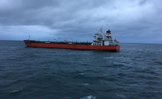 Tanker, Cargo Ship Collide Near Britain's Coast