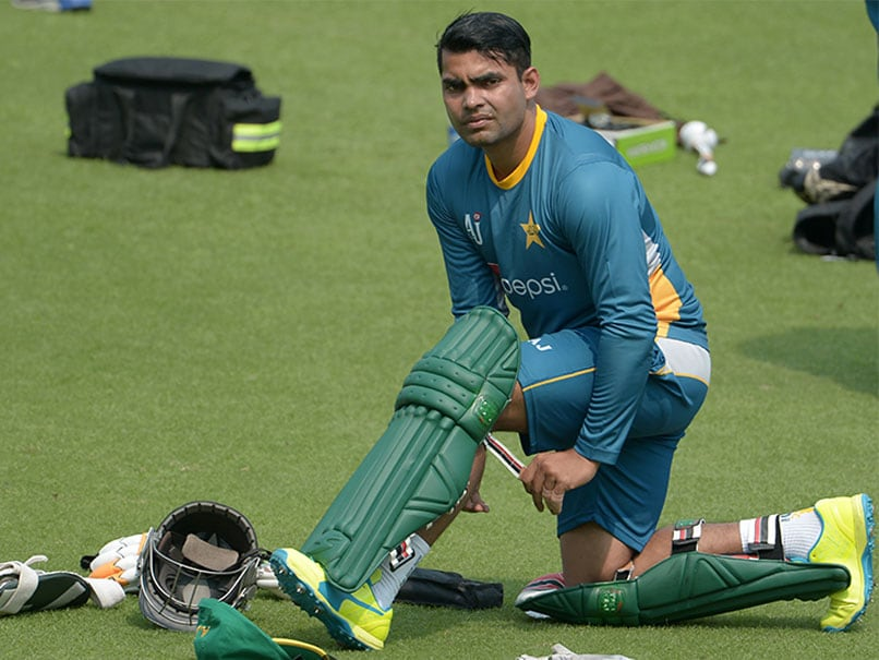 Umar Akmal Claims He Has Been Cleared Of Corruption Allegations