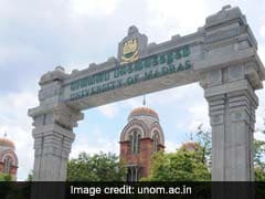 Madras University Announces Dates For Re-Scheduled Exams