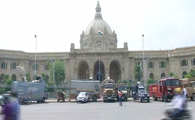 Samajwadi Party, Bahujan Samaj Party, Congress Walkout From UP Assembly