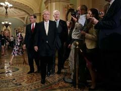 US Senate Vote Set For Next Week On Obamacare Repeal